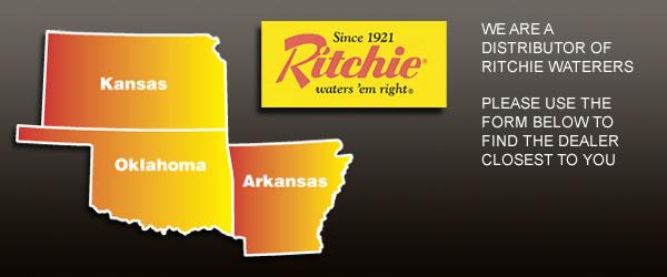 Ritchie Livestock Waterers - Boettcher Supply, Inc